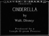 Cinderella (1922)