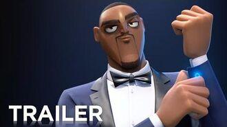Espías a Escondidas 1° Trailer sub