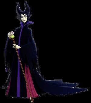 Maleficent KH3
