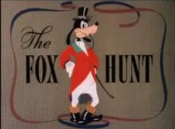 The Fox Hunt (1938)