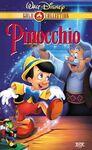 Pinocchio DVD 1999
