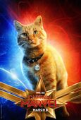Captain Marvel Poster Individual 10