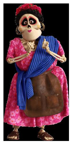 Tía Rosita Disney Y Pixar Fandom Powered By Wikia