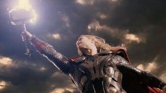Thor El Mundo Oscuro de Marvel Trailer España
