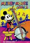 Mickey Mouse Annual 5