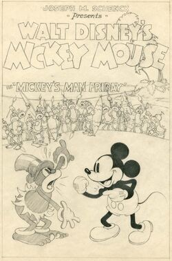 Mickey's Man Friday