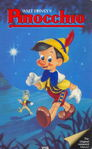 Pinocchio Poster VHS