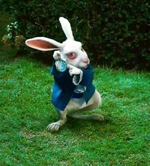 Nivins mctwisp disney y pixar fandom powered by wikia - Conejo de alicia en el pais de las maravillas ...
