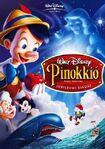 Pinocchio Poster Hungria