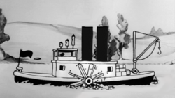Steamboat Willie (Barco)