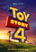 Toy Story 4 Poster 2