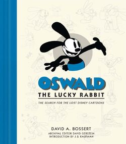 Oswald The Search for the Lost Disney Cartoons