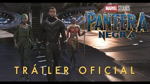 Pantera Negra Tráiler Sub