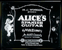 Alice's Spanish Guitar