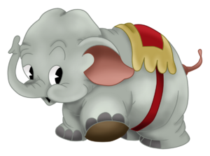 Bobo the Elephant