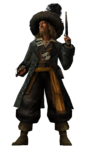 Barbossa KH2