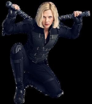 Black Widow (Avengers Infinity War)