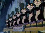 Cat Jury