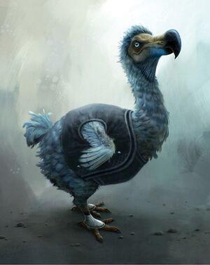 TimBurton alice dodo