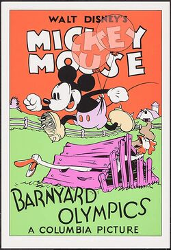 Barnyard Olympics