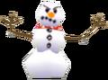 Muñeco de Nieve Robot