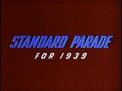 The Standard Parade