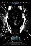 Pantera Negra Teaser Poster IMAX