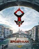 Spider-Man Far From Home Poster 2