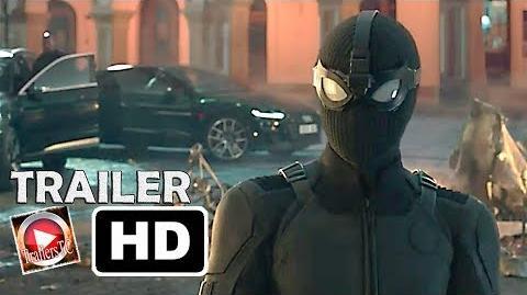 Spider-Man Far From Home Trailer Sub Español