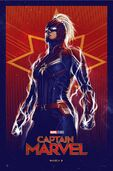 Captain Marvel poster 4