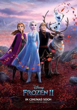 Frozen 2 Poster 2