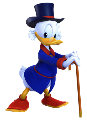 Scrooge KH3