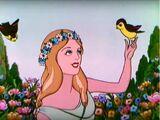 Persephone (La diosa de la primavera)