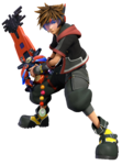 Sora Big Hero KH3