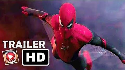 Spider-Man Far From Home Trailer Latino