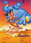 Aladdin Poster España