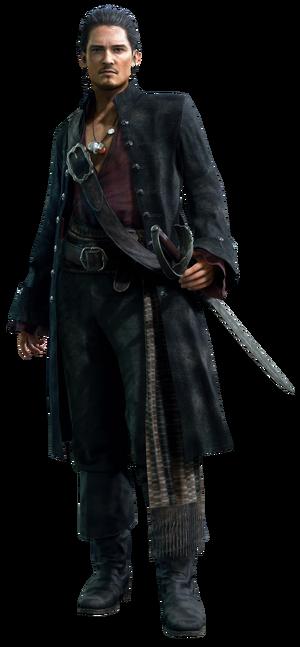 Will Turner KH3