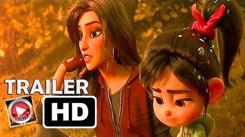 Wifi Ralph Trailer 4 Latino