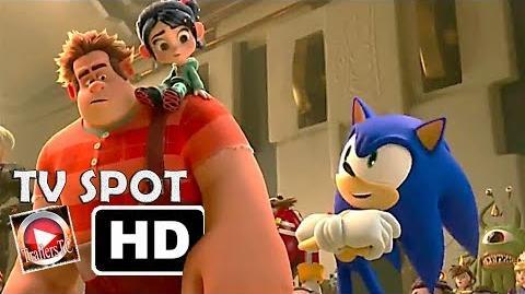 """Wifi Ralph """"Sonic explica que es Wi-Fi"""" sub"""
