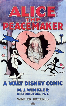 Alice the Peacemaker