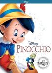 Pinocchio DVD 2017