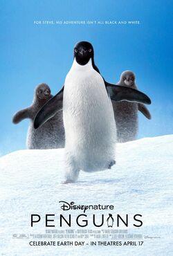 Penguins Teaser Poster