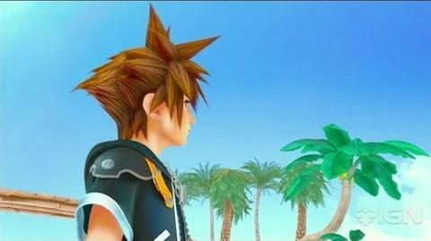 Kingdom Hearts III Reveal Trailer