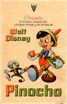 Pinocchio Poster Español