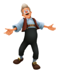 Geppetto KH 3D