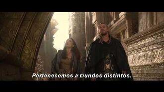 Thor Un Mundo Oscuro Tráiler Sub