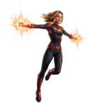 Captain Marvel (Avengers 4)
