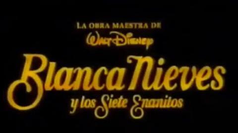 Blancanieves y Los Siete Enanitos (Tráiler en Vídeo)
