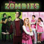 Disney Zombies Soundtrack Cover