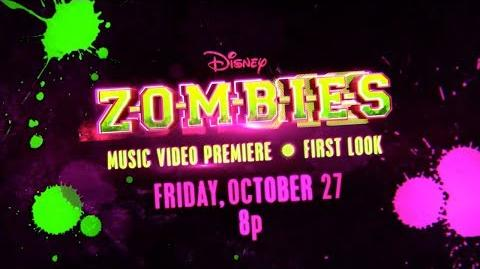 ALERT! ZOMBIES are coming!💥 ZOMBIES Disney Channel